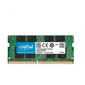 Crucial 16GB Laptop DDR4 3200 MHz SODIMM Memory Module (1 x 16GB)