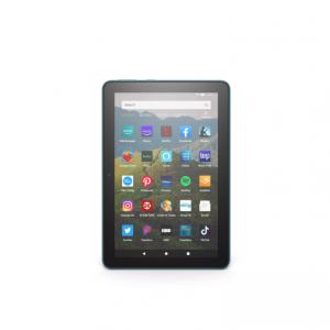 """Amazon Fire HD 8 Tablet 8"""" - 64GB - Twilight Blue (2020 Release)"""