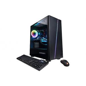 CyberPowerPC Gamer Master - Mid tower - Ryzen 3 - 8 GB - 500 GB SSD