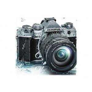 Olympus OM-D E-M5 Mark III - digital camera M.Zuiko Digital 14-150mm II len