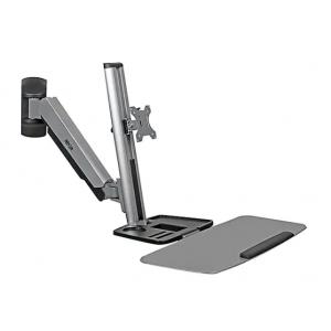 Tripp Lite Wall Mount for Sit Stand Desktop Workstation Standing Desk