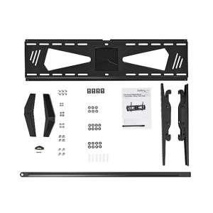 """StarTech.com Low-Profile TV Wall Mount - Tilting - For 37"""" to 75"""" Displays"""