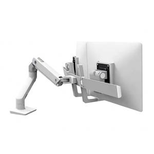 Ergotron HX Desk Dual Monitor Arm