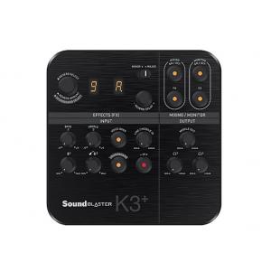 Creative Sound Blaster K3+ - audio interface
