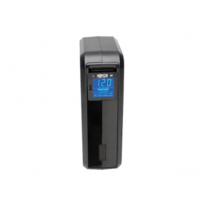 Tripp Lite UPS 1000VA 500W Back Up Smart Tower LCD AVR 120V USB Coax RJ45