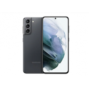 Samsung Galaxy S21 5G - phantom gray - 5G - 256 GB - CDMA / GSM - smartphon