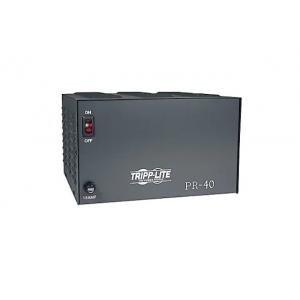 Tripp Lite DC Power Supply 40A 120V AC Input to 13.8 DC Output TAA GSA