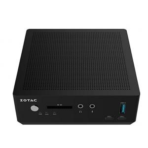 ZOTAC ZBOX M Series MI642 nano - mini PC - Core i5 10210U 1.6 GHz - 0 GB