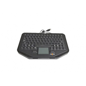 Havis KB-106 - keyboard - with touchpad - US
