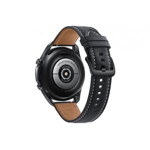 Samsung Galaxy Watch 3 - mystic black - smart watch with band - 8 GB
