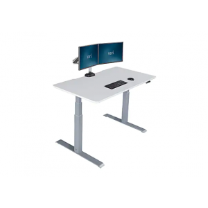 Electric Standing Desk 60x30 (White) - G2