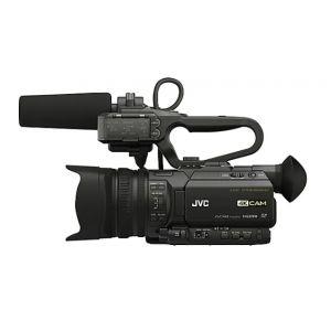 JVC 4KCAM GY-HM250HW - camcorder - storage: flash card