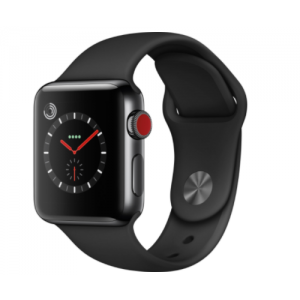 Apple Apple Watch Series 3 38mm GPS only - Space Gr