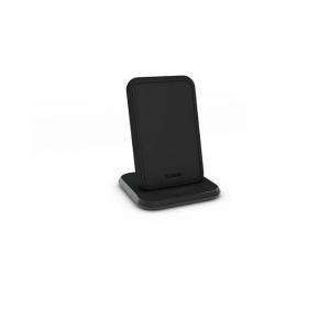 ZENS - Stand Wireless Charger Aluminium 10W - Black