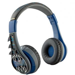 KIDdesigns - Batman Bluetooth Wireless Headphones - black