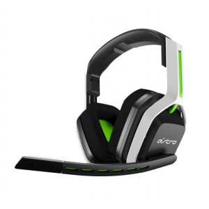 Astro Gaming - A20 Wireless Stereo Gaming Headset Gen 2 for Xbox Series X|S, Xbox One, PC and Mac - White/Green