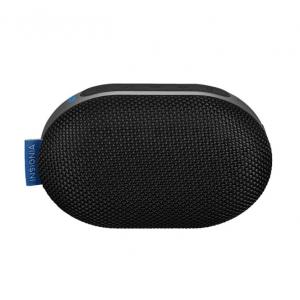 Insignia™ - Mini Sonic Portable Bluetooth Speaker - Black