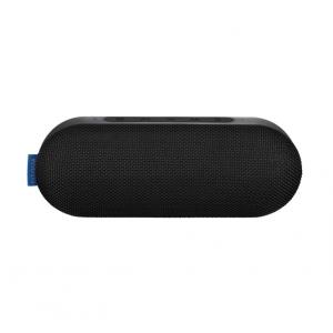 Insignia™ - Rugged Portable Bluetooth Speaker - Black