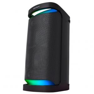 Sony - Portable Bluetoot Speaker - Black