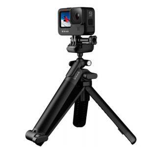 """GoPro - 3-Way 2.0 19.5"""" Tripo - Black"""