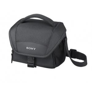 Sony LCS U11 Soft Camera Case - Black