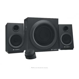 Logitech Z333 2.1 Speakers - speaker system - for PC