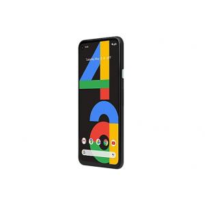 Google Pixel 4a - just black - 4G - 128 GB - CDMA / GSM - smartphone