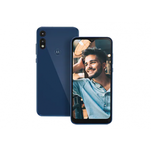Motorola Moto E - midnight blue - 4G - 32 GB - CDMA / GSM - smartphone
