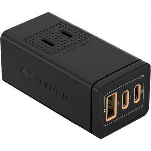 HYPER HyperJuice Stackable 65W GaN USB Adapter