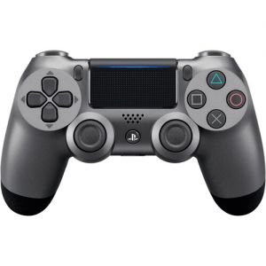 HYPERKIN DualShock 4 Wireless Controller for PS4 (Steel Black)