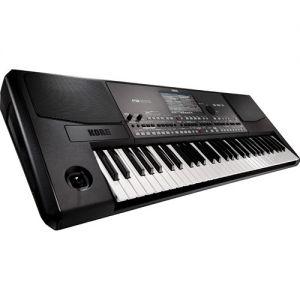 Korg Pa600 Professional 61-Key Arranger Keyboard with Built-In Speakers