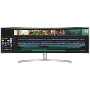 """LG 49"""" LED/LCD 5120x1440 / 329 IPS, USB-C Curved Monit"""