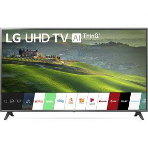 """LG UM6970PUB 75"""" Class HDR 4K UHD Smart IPS LED TV"""