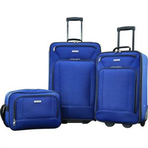 American Tourister - Fieldbrook XLT Expandable Wheeled Luggage