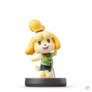 Nintendo Super Smash Bros. amiibo Figure - Dark Samus