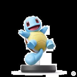 Nintendo Super Smash Bros. amiibo Figure - Squirtle