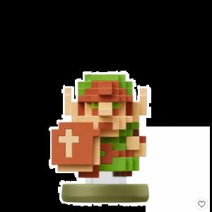 Nintendo The Legend of Zelda amiibo figure - 8-Bit Link