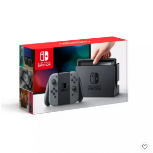 Nintendo Switch with Gray Joy-Con (Discontinued by Manufacturer)