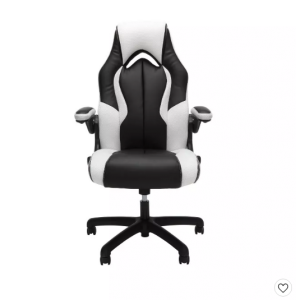 Adjustable Mesh/Leather Gaming/Office Chair with Wheels - OFM