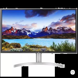 "LG 32UL750-W 32"" 16:9 4K Ultra HD LCD Gaming Monitor"