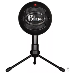 Snowball Black iCE USB Microphone