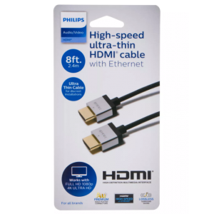 Philips Display Port to HDMI Adapter - Black
