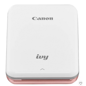 Canon IVY Mini Photo Printer - Rose Gold