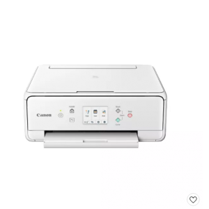 Canon PIXMA TS6220 White Wireless Inkjet All-In-One Printer