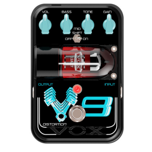 VOX Tone Garage V8 Tube Distortion Pedal