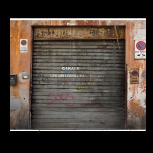 Click Props Backdrops Graffiti Garage Backdrop (8 x 9.8')