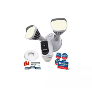Swann Wi-Fi 1080p Outdoor Floodlight Security Camera