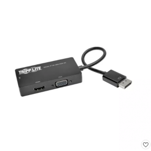 Tripp Lite DisplayPort to VGA / DVI / HDMI 4K x 2K @ 24/30Hz