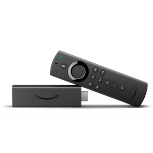 Amazon Fire TV Stick with 4K Ultra HD Streaming Media Player
