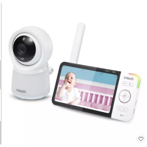 """VTech Digital 5"""" Video Monitor Fixed FHD with Remote Access"""